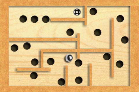 Juegos Android - Labyrinth Lite