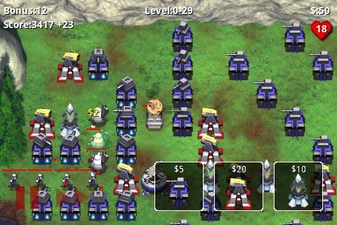 Juegos Android - Robo Defense Free