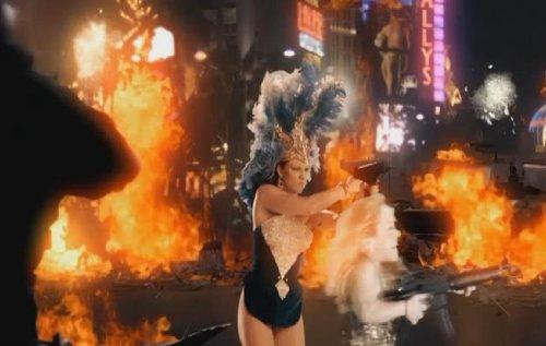 Bitch Slap - Sólo en las Vegas