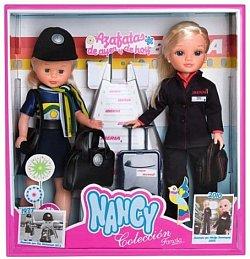 Catálogo de juguetes de El Corte Inglés 2010 - Nancy azafatas