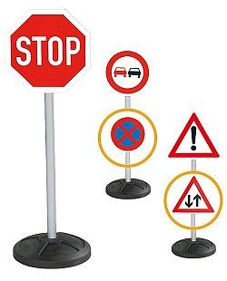 Catálogo de juguetes de El Corte Inglés 2010 - Señales de tráfico