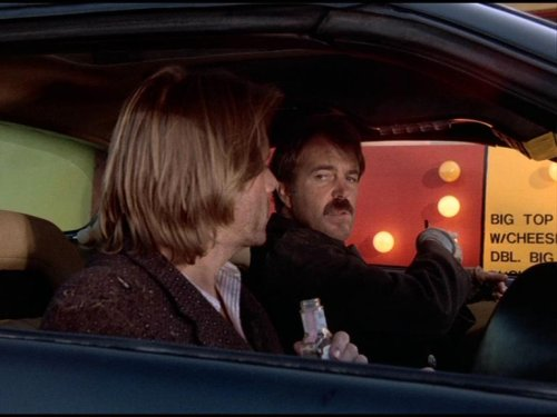 El Coche Fantástico - KARR - Drive through