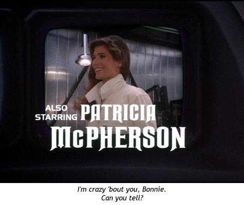 El Coche Fantástico - KARR - Patricia McPherson