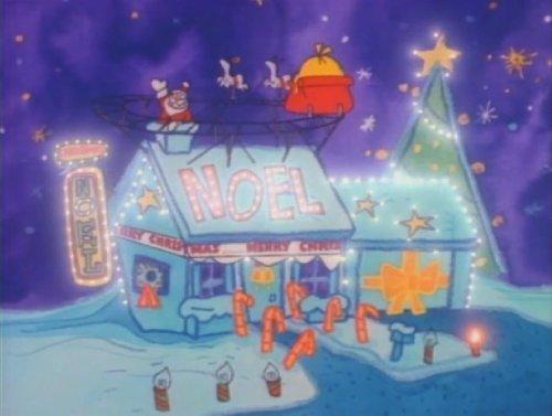 Especial de Navidad de Garfield - Casa de Jon