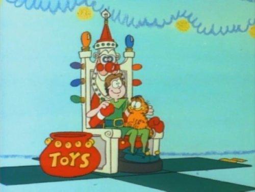 Especial de Navidad de Garfield - Robo-Santa