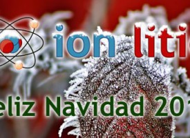 Navidad 2010 en ion litio
