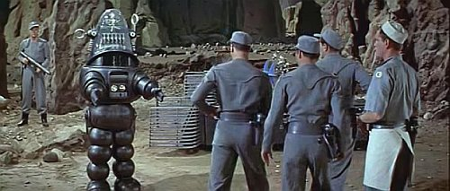 Planeta prohibido - Robby el Robot