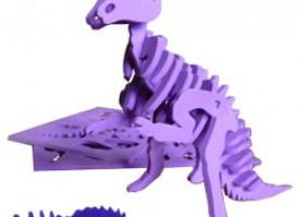Dinosaurus, dinosaurios de gomaespuma