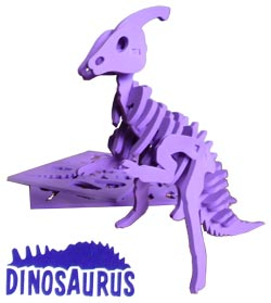 Dinosaurus Gomaespuma