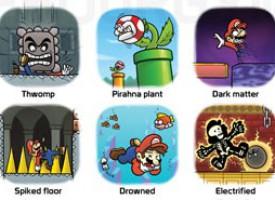 Todas las formas de morir de Mario