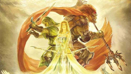 Póster Zelda 25 Aniversario - Fragmento