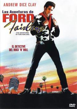 Las aventuras de Ford Fairlane - Carátula