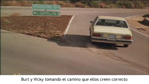 Burt y Vicky tomando el camino que ellos creen correcto