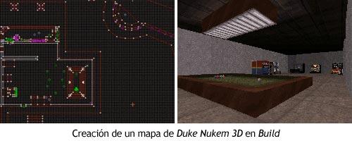 Duke Nukem 3D - Creación de un mapa en Build