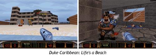 Duke Nukem 3D - Duke Caribbean: Life's a Beach