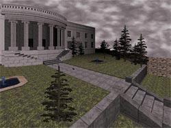 Duke Nukem 3D - La Casa Blanca