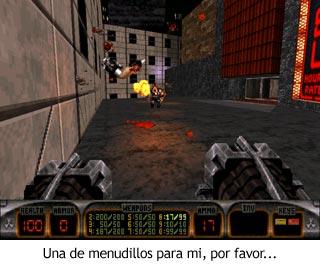 Duke Nukem 3D - Devastator