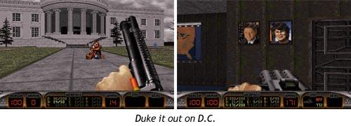 Duke Nukem 3D - Duke it out on D.C.