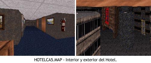 Duke Nukem 3D - HOTELCA5.MAP