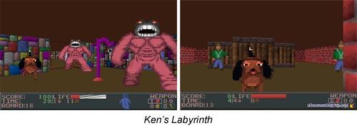 Duke Nukem 3D - Ken's Labyrinth
