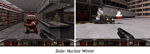 Duke Nukem 3D - Duke: Nuclear Winter