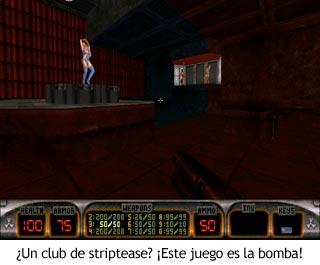 Duke Nukem 3D - Club de Striptease