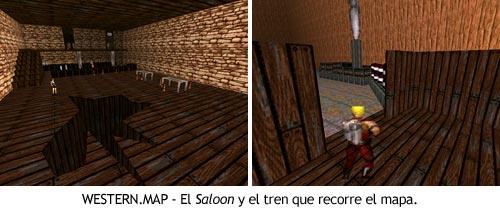 Duke Nukem 3D - WESTERN.MAP