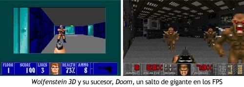 Duke Nukem 3D - Wolfenstein 3D vs Doom