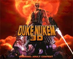 Duke Nukem 3D - Pantalla de título