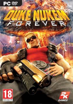 Duke Nukem Forever - Carátula