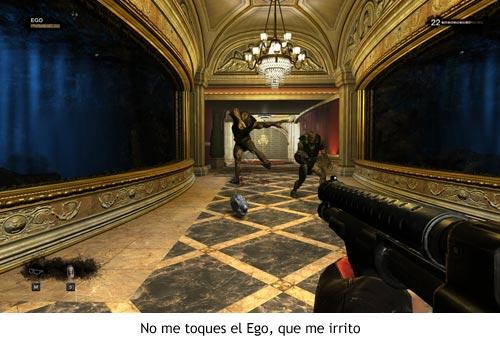 Duke Nukem Forever - Me duele el Ego