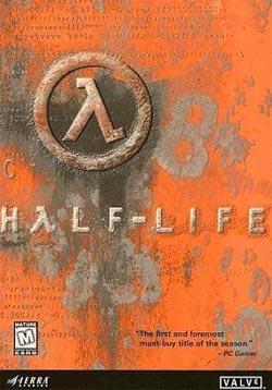 Half-Life - Carátula