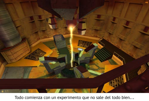 Half-Life - Experimento