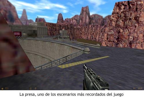 Half-Life - Combate en la presa