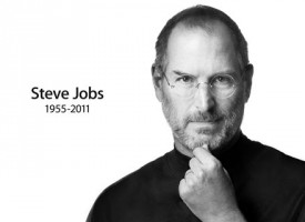 El último adiós a Steve Jobs