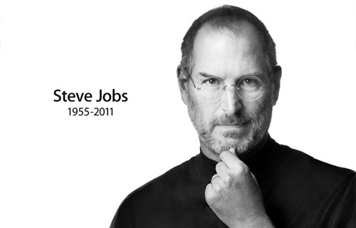 Homenaje de Apple a Steve Jobs