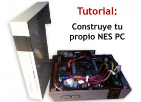 Tutorial: construye tu propio NES PC
