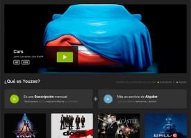 Youzee, una forma «legal» de ver series y películas online