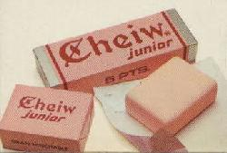 Chucherias 2 - Chicles Cheiw
