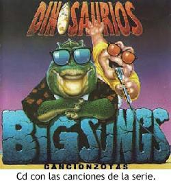 Dinosaurios, la serie - CD