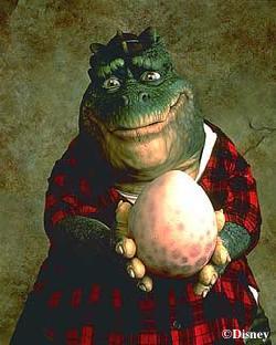 Dinosaurios, la serie - Earl y el huevo