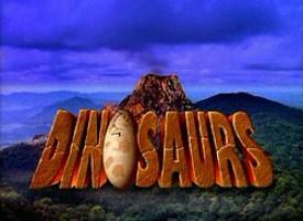 Dinosaurios, la serie