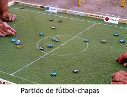 Chapas - Futbol
