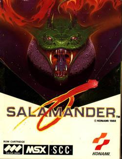 Salamander - Portada