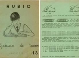 Los cuadernillos Rubio