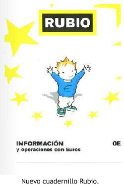 Cuadernillos Rubio - Euros