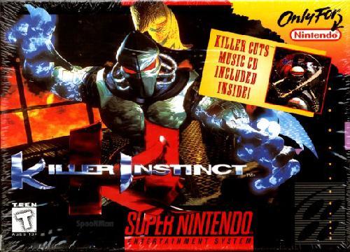 Killer Instinct - Caja