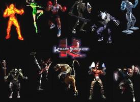 Los personajes de 'Killer Instinct'