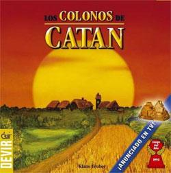 Colonos de Catán - Caja