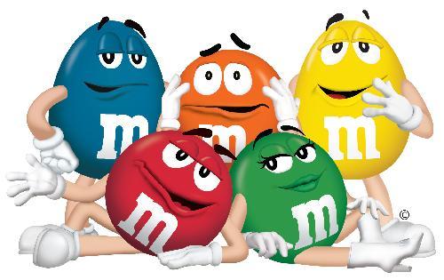 Los MMs - Personajes